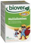 Biover Junior Multivitamine 120 Zuigtabletten
