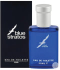 Blue Stratos Aftershave Spray Fles 50ml