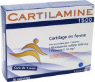 Cartilamine 1500 Blister Comp 30