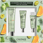 Caudalie Vineactiv Set Oogcrème 5ml + Antirimpel Serum 10ml + Hydraterende Verzorging 40ml