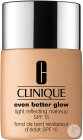Clinique Even Better Glow SPF15 Licht Reflecterende Foundation CN58 Honey Flacon 30ml