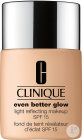 Clinique Even Better Glow SPF15 Licht Reflecterende Foundation CN74 Beige Flacon 30ml