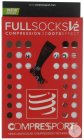 Compressport Full Socks Black 3m