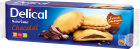 Delical Nutra Cake Chocolade 3 Zakjes x 3 Biscuits