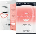 DHC Revitalizing Moisture Strips Eyes 6 Pieces