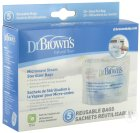 Dr Brown Microwave Steam Sterilizer Bags 5 Escos