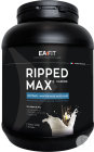 EA Fit Construction Musculaire Ripped Max Caseine Vanillesmaak Pot 750g