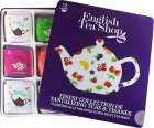 English Tea Shop Cadeauset Etain Super Fruits 9x8 zakjes