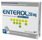 Enterol Blister Harde Capsules 10x250mg