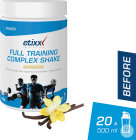 Etixx Power Full Training Complex Shake Vanille 1000g