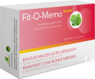 Fit-O-Memo Concentratie & Geheugen 54 Tabletten