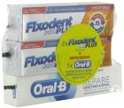 Fixodent Pro Plus Duo Act 2x40gr +oral-brepair50ml