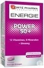 Forté Pharma Energie Power 50+ Tabletten 28