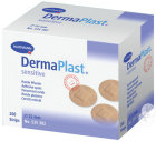 Hartmann DermaPlast Sensitive Ronde Pleisters 22mm Stuks 200 (5353821)