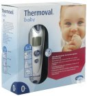 Hartmann Thermoval Baby Thermometer 1 Stuk (9250910)
