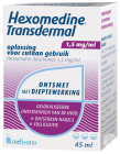 Hexomedine Oplossing Transdermal 45ml