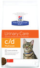 Hill's Pet Nutrition Prescription Diet Urinary Care C/D Multicare Feline Met Kip 10kg