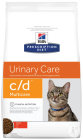 Hill's Pet Nutrition Prescription Diet Urinary Care C/D Multicare Feline Met Kip 5kg