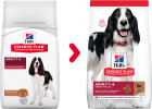 Hill's Pet Nutrition Science Plan Canine Adult Advanced Fitness Met Lam En Rijst 12kg
