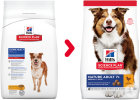 Hill's Pet Nutrition Science Plan Canine Mature Adult 7+ Active Longevity Medium Met Kip 12kg