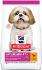 Hill's Pet Nutrition Science Plan Canine Mature Adult 7+ Small & Mini Chicken Zakje 3kg