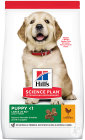 Hill's Pet Nutrition Science Plan Canine Puppy Large Chicken Zak 16kg
