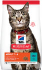 Hill's Pet Nutrition Science Plan Feline Adult 1-6 Tuna Zak 10kg