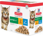 Hill's Pet Nutrition Science Plan Feline Kitten Gezonde Ontwikkeling 12x85g