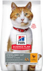 Hill's Pet Nutrition Science Plan Feline Sterilised Cat Young Adult Chicken Zak 10kg