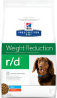 Hill's Prescription Diet R/D Hond Mini 6kg