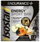Isostar Long Energy Endurance Sport Bar Cereal & Fruit 3x40g