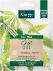 Kneipp Sheet Mask Chill Out 1 Stuk