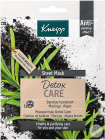 Kneipp Sheet Mask Detox Care 1 Stuk