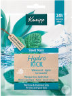 Kneipp Sheet Mask Hydro Kick 1 Stuk