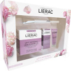 Lierac Geschenkset Lift Integral Crème 50ml + Masker 10ml + Serum Lift Ogen 3ml + Borstel 1