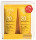 Louis Widmer All Day 20 Licht Geparfumeerd Tube 2x100ml