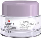 Louis Widmer Pro-Active Light Anti-Age Nachtcreme Geparfumeerd Pot 50ml