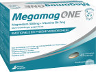 MegamagOne Magnesium 300mg +Vitamine B6 2mg Drielagige Tabletten 45