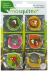 MosquitNo SpotZzz 6 Citronella Stickers Safari