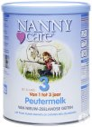Nanny Care Care 3 Peutermelk Op Basis Van Geitenmelk 900g