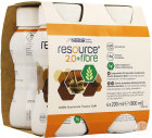 Nestlé Resource 2.0 + Fibre Koffie Flesjes 4x200ml (12100790)