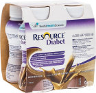 Nestlé Resource Diabet Koffie Flesjes 4x200ml (12173636)