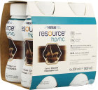 Nestlé Resource HP/HC Chocolade Flesjes 4x200ml