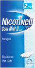 Nicotinell Cool Mint 2mg Nicotine 48 Kauwgommen