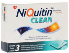 Niquitin Clear 14 Patches 7mg