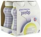 Nutricia preOp Citroen 4x200ml