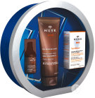 Nuxe Men Geschenkset Anti-Aging Nuxellence Fluïde 50ml + Oogcontourcreme 15ml + Douchegel 200ml