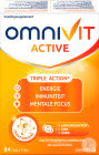 Omnivit Active Immuniteit Vitamine Energie Triple Action 84 Tabletten Promo