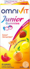 Omnivit Junior Gummies Immunité Vitamine Energie Kind 30 Gummies