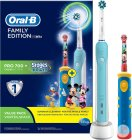 Oral B Tandenb Elect. Pro 700 Family Pro700+stages